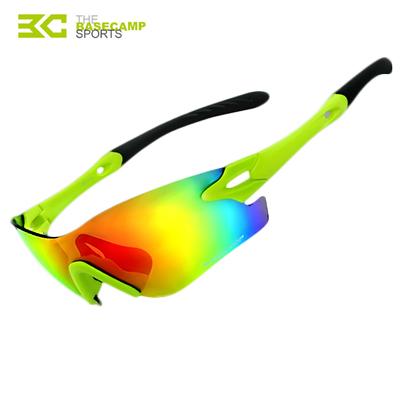 Basecamp Bike Cycling Glasses Frame Material Acetate Fashion Sunglasses Bicycle Sport Glasses gafas ciclismo Hot(China (Mainland))