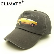 CLIMATE New Spring R107 Car Auto Fans Retro Enthusiasts Moto Racing Adjustable Cotton Washed Trucker Baseball Cap For Adult(China (Mainland))