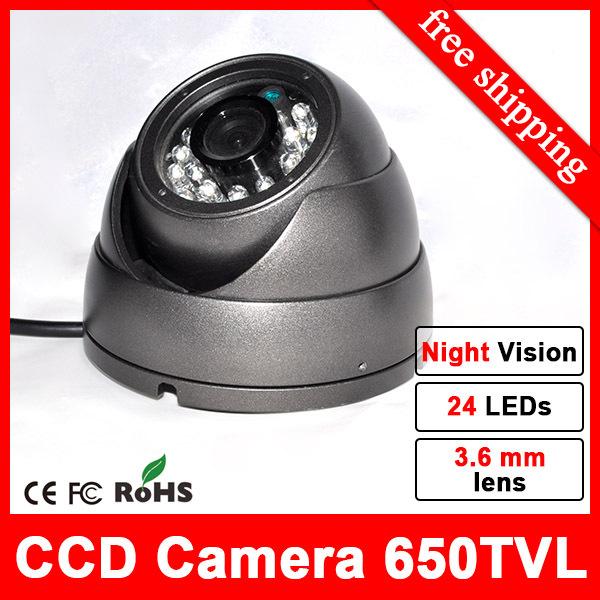 4 Axis eyeball 24 IR thermal mini CCTV Camera day night vision waterproof Sony Super HAD CCD indoor outdoor CCTV Camera security(China (Mainland))