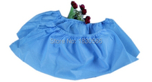 disposable PE shoe cover, disposable blue PE shoe cover, disposable shoe cover(China (Mainland))