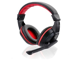 Gaming Game Stereo Headphones Headset Earphone PC Laptop KANGLING 770 Black Plaited wire