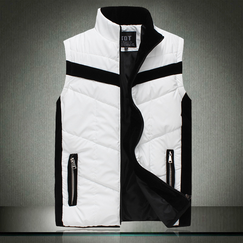 Big size 5xl 2015 men s winter coat clothing fashion sleeves detachable wadded jacket good quality
