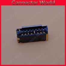 20 pcs Tablet PC PAD Android Phone Micro usb 8P USB Jack connector socket charging port 8Pin 8-pin for Nokia C5(China (Mainland))