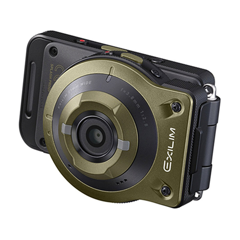 """100% Original Casio EX-FR10 2.0"""" LCD 14MP Separable Action Camera 21mm Super Wide-angle F2.8 WiFi BT Sports Camera(China (Mainland))"""