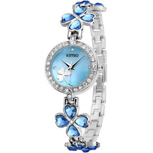 Fashion watches kimio bracelet watch fashion table ladies watch women's watch four leaf clover(China (Mainland))