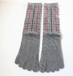 Мужчины 5 пальцы носки зима