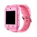 Kids Safe Watch W90 1 5 inch LCD Micro SIM Card WristWatch for Mobile Bluetooth Smart