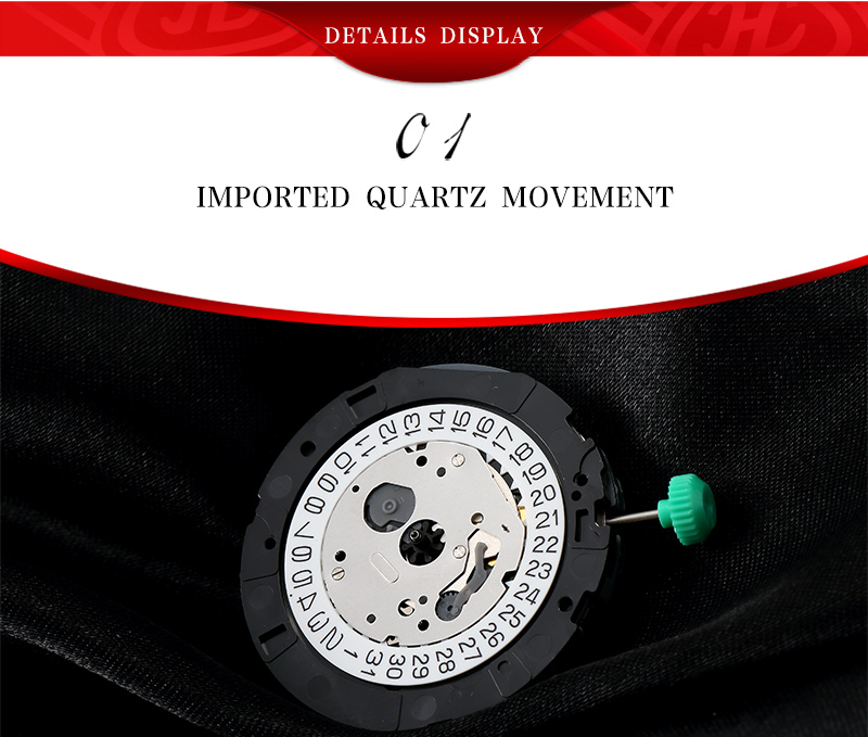 Классические Спортивные Часы Хронограф Светящиеся Водонепроницаемые мужские Часы H4.6018G