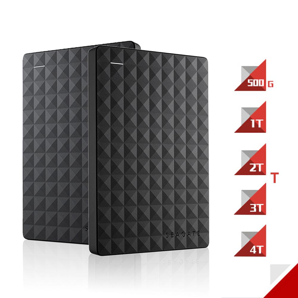 "Seagate Expansion HDD Disk 4TB/3TB/2TB/1TB/500GB USB 3.0 2.5"" 4TB Portable External Hard Drive HDD for Desktop Laptop Computer(China (Mainland))"