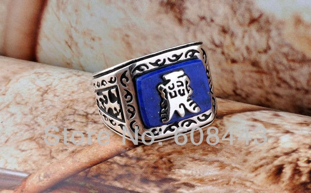 VAMPIRE DIARIES Antique Silver Jeremy Gilbert Vintage Retro Punk RING wholesale jewelry valentine gift