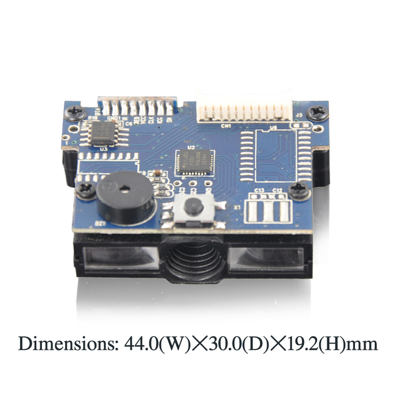 LV12 RS232 interface 1D barcode scanner module engine for kiosk PDA ticket checking(China (Mainland))