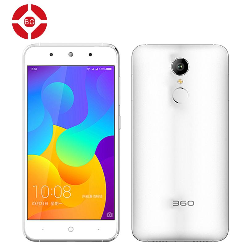 "Original 360 F4 Mobile Phone MTK6753 Octa Core 5.0"" IPS 1280X720 3GB RAM 32GB ROM 13.0MP Fingerprint Dual Sim(China (Mainland))"