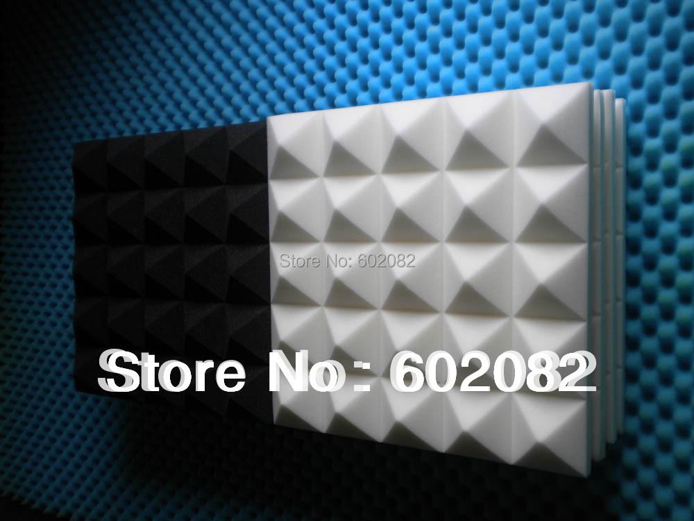 Soundproofing acoustic eggcrate studio wedges for Soundproof foam