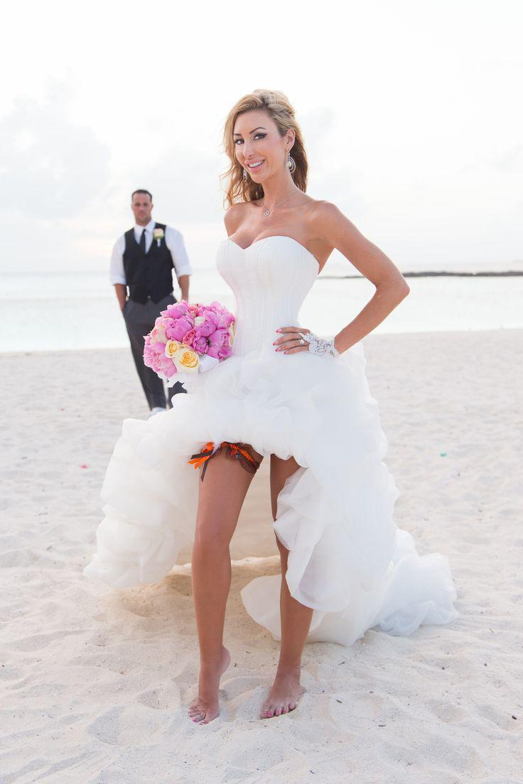 Short Wedding Dresses With Color