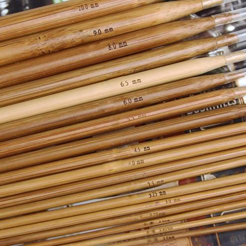 Good Deal ! 18 Sizes 2.0mm-10.0mm 80cm Bamboo Circular Knitting Needles / Anti-Resistance Bamboo Needles with Smoothe Finish(China (Mainland))