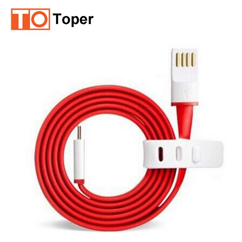 In Stock big promotion!! One plus two usb cable 100% Original Type-C USB date Cable Replacement For One plus Two Smart Phone(China (Mainland))