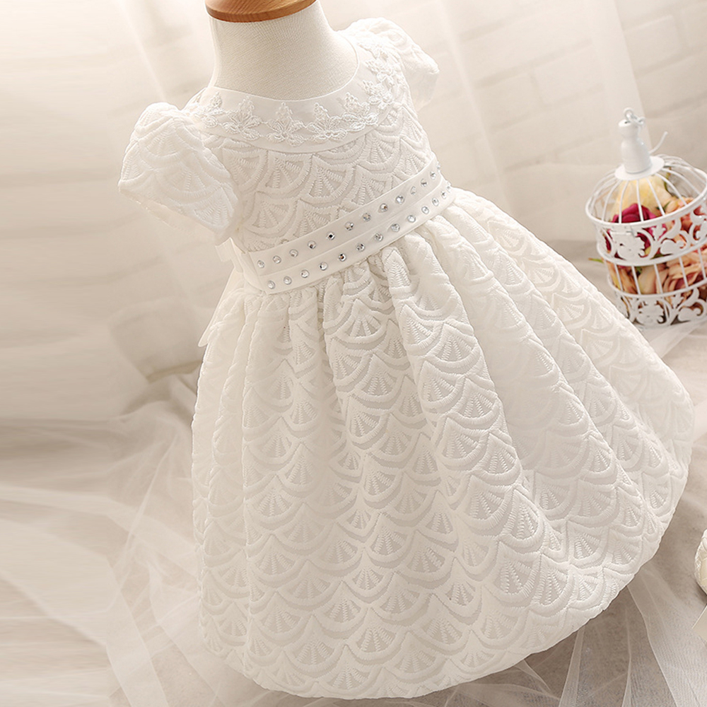 Brands High Quality Infant Girl Dresses Baby Girls Birthday Dress Baby Girl Clothes Dresses Toddler Party Clothes Tutu Dress(China (Mainland))