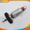 AC 220V Drive Shaft Electric Hammer Armature Rotor for Makita 9523NB High quality Free shipping