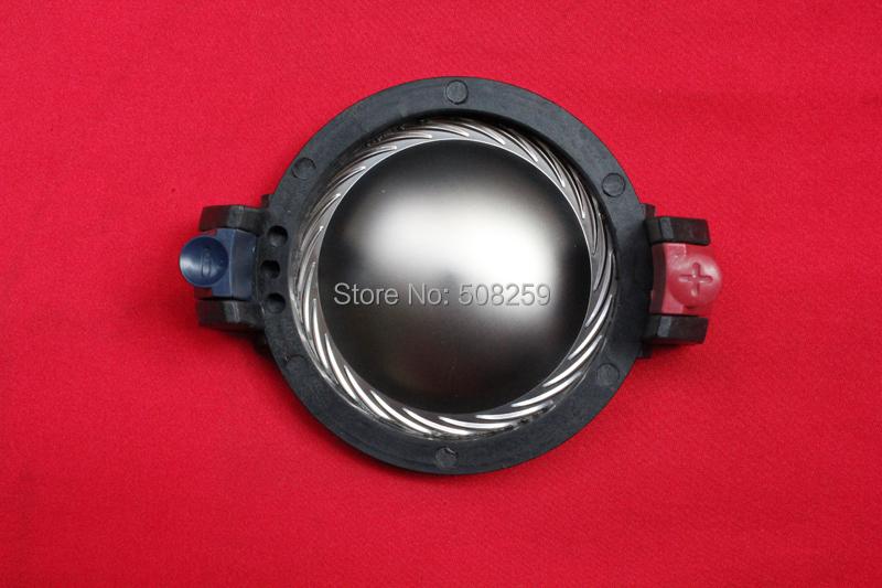 1PCS 63.7mm Titanium alloy diaphragm CCAR flat aluminum tweeters speaker voice coil for repair RCF(China (Mainland))
