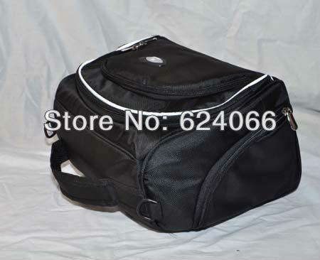 Motorcycle ATV dirt bike Luggage & Saddlebags tail bag full-face helmet volume
