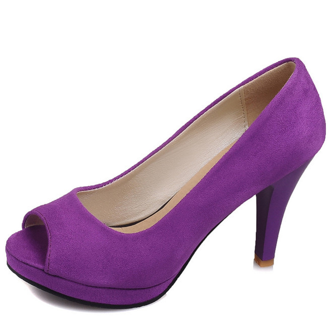 purple platform pumps page 43 - michael-kors