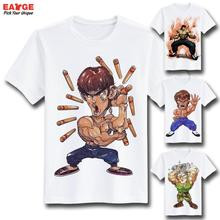 [EATGE] Street Fighter Cool T Shirt Fashion Style Brand StreetFighter T-shirt Funny Anime Print Tshirt Design Men Women Top Tee
