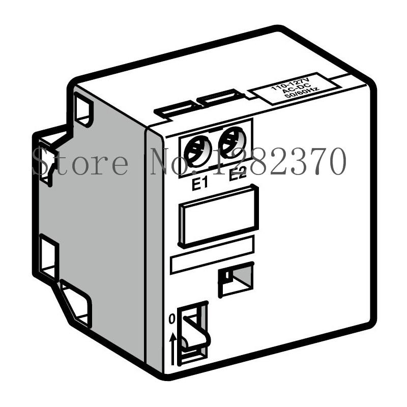 Здесь можно купить  [ZOB] original contactor off delay auxiliary contact being installed LADR4 LA-DR4 10-180S  --2pcs/lot  Электротехническое оборудование и материалы