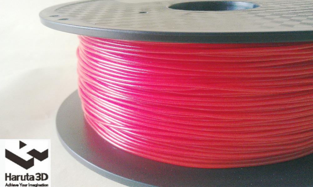 Red Color Flex Filament 1.75mm 3.0mm TPE Rubber 3D Printer Filament 0.8kg/Spool for MakerBot/RepRap/UP/Mendel