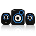 High Performance multimedia bass audio computer speakers usb 2 1 system with subwoofer Speaker for desktop