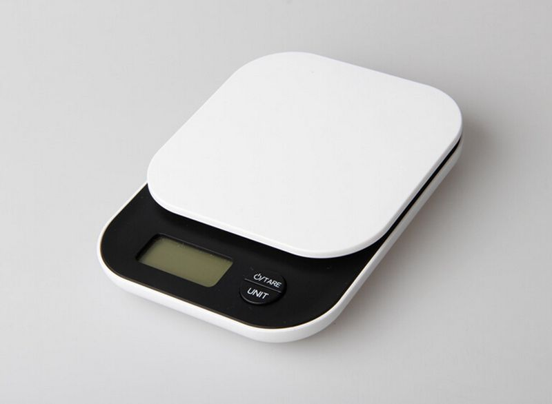 Free shipping Digital Weights Electronic Kitchen Scale 5KG Halloween cooking tool  Platform Hot Sale Item<br><br>Aliexpress