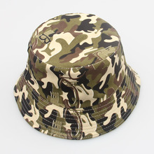 2016 New Children Kids Bucket Hat Floral Multi-pattern Fishing Cap Casual Boonie Outdoor Girls Boys Camping Hats(China (Mainland))