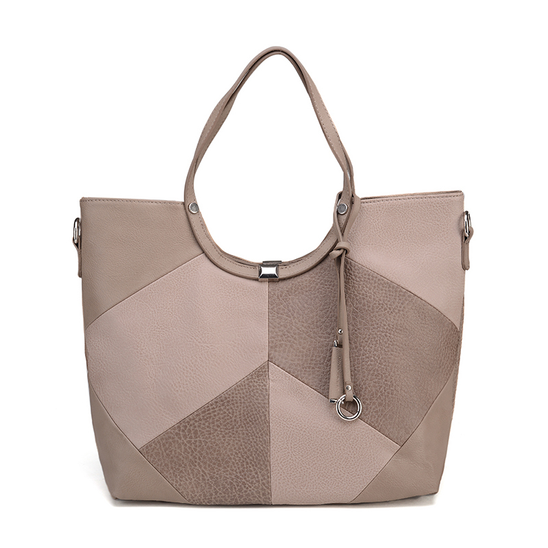 New Casual  PU leather Women Shoulder Bag Brand Women Handbag Ladies tote Free shipping<br><br>Aliexpress