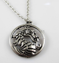 New Mortal Kombat Pendant Necklace Movies Jewelry as Gifts