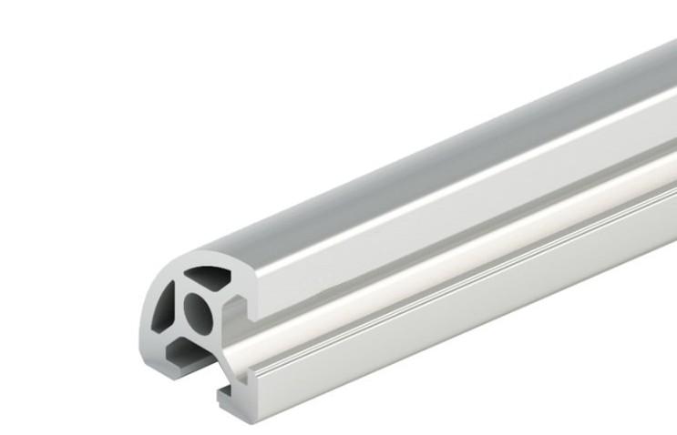 2020R Aluminum Profile Extrusion 20 Series, Aluminum Tube Length 1 Meter(China (Mainland))