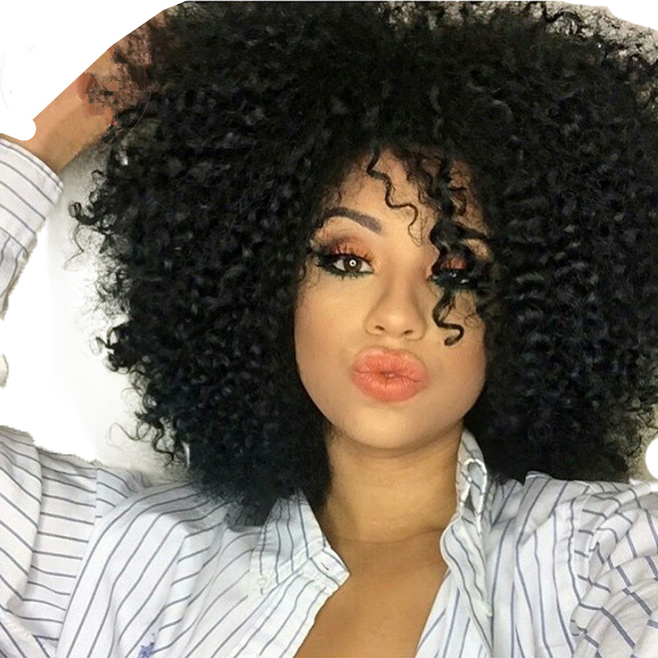 Mongolian Kinky Curly Hair 7A Unprocessed Virgin Hair 3bundles Kinky Curly Mongolian Afro Kinky Curly Virgin Hair Sky Human Hair