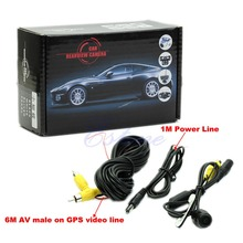 Z101-New Hot 12V 170degree Mini Color CCD Reverse Backup Car Rear Front View Camera Night Vision()