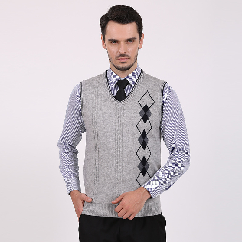 Knitting Pattern Mens Sleeveless Vest : Popular Sleeveless Sweater Knitting Pattern-Buy Cheap Sleeveless Sweater Knit...