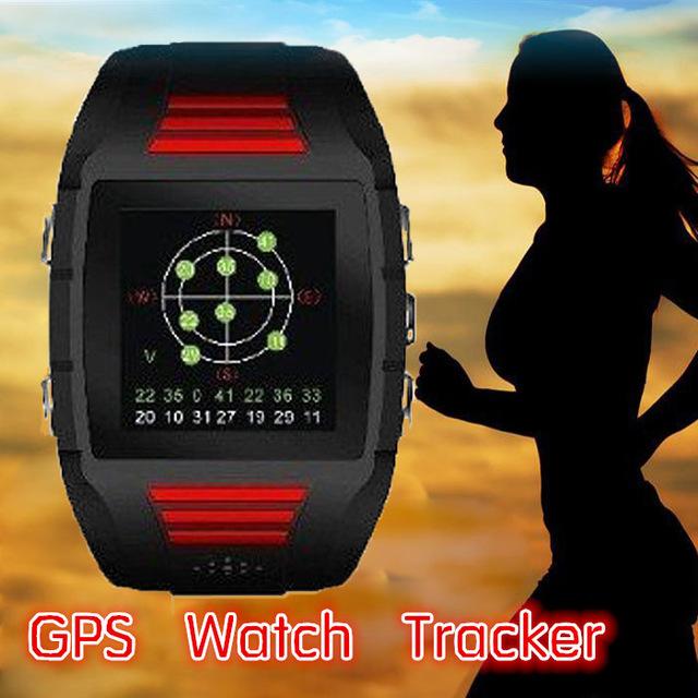 GPS Watch Locator Tracker Quad Band Mobile Phone Wristwatch Tracking TK209(China (Mainland))