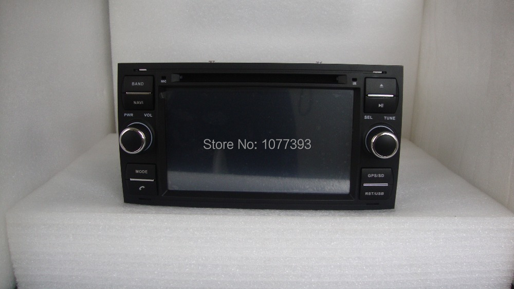 CAR stereo with radio for Ford focus Mondeo S max Kuga c max 3g BT RDS