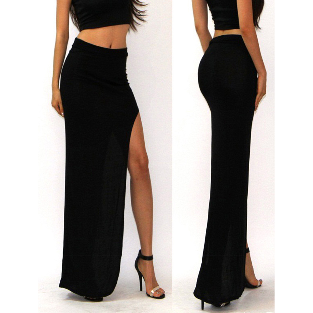 Popular Fitted Maxi Skirt Long-Buy Cheap Fitted Maxi Skirt Long ...