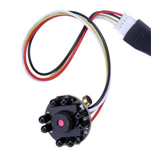 Mini CCTV HD Camera With Infrared Night Vision 600 Lines For RC Camera Drone Accessories