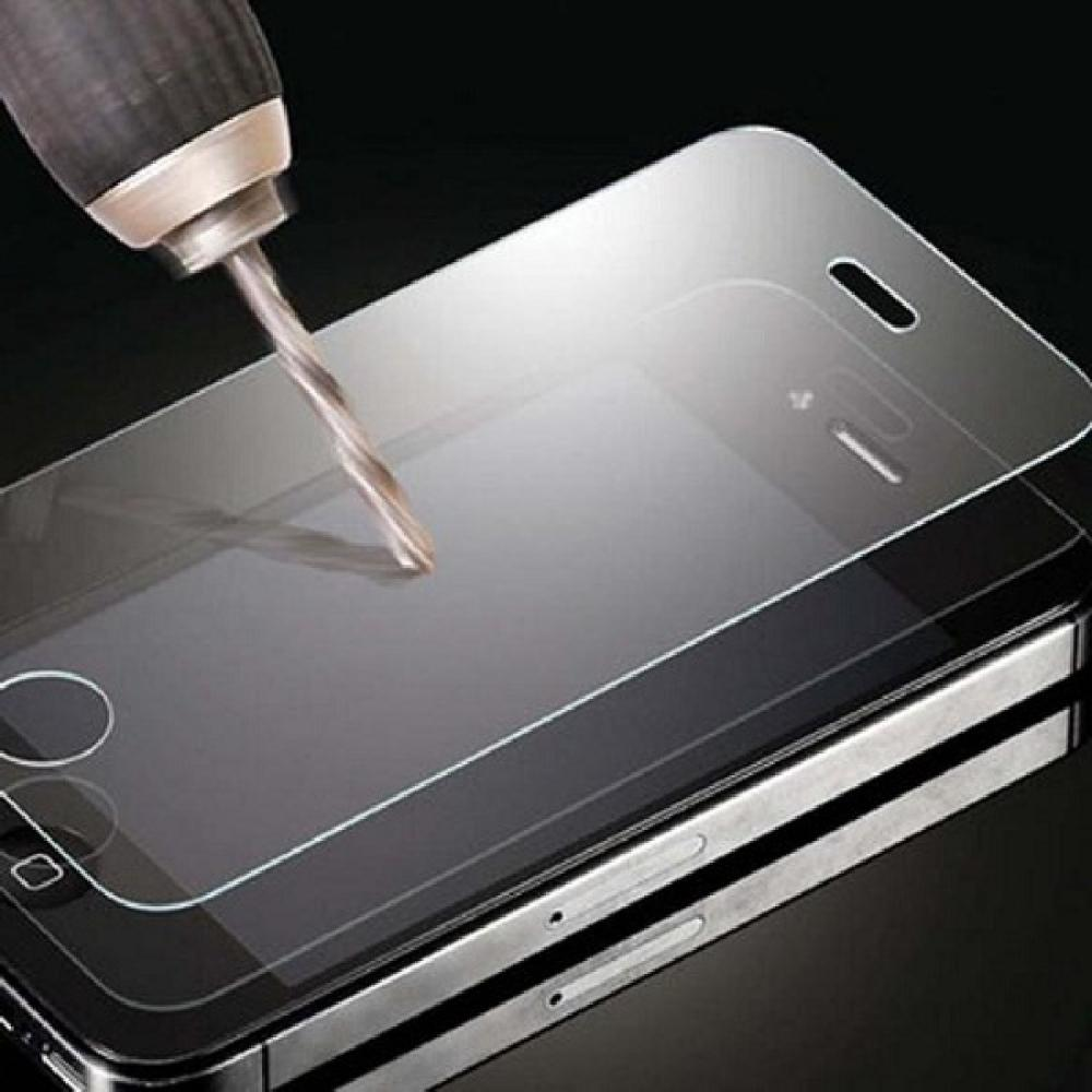 New Tempered Glass HD Premium Real Film Screen Protector for iPhone 4 for iphone 4S(China (Mainland))