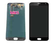 MX5 LCD Screen Touch screen +Lcd display Touch digitizer Glass Replacement For MEIZU MX5 Mobile Cell Phone