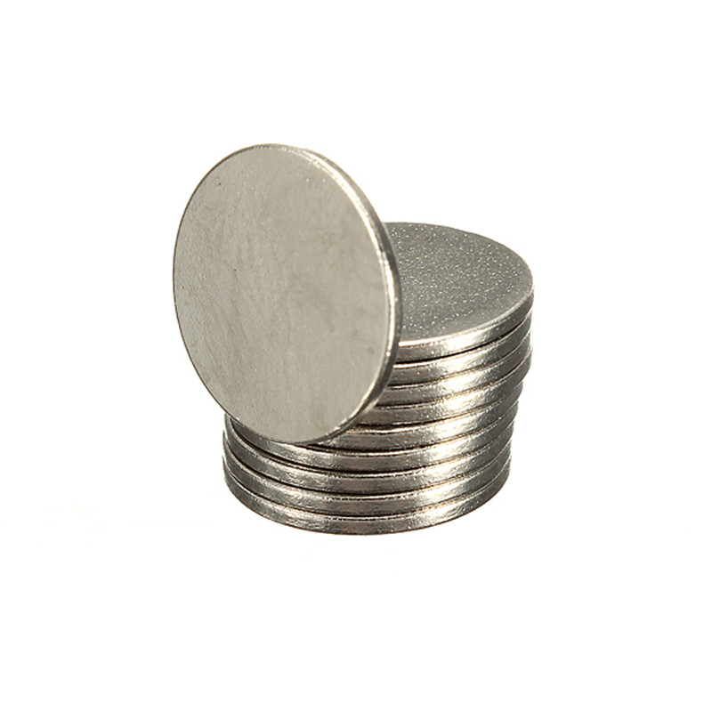 Lots 10pcs Super 12 mm X 1 mm Strong Round Magnet Disc Slice Rare Earth Neodymium Permanent magnet Circular magnet<br><br>Aliexpress