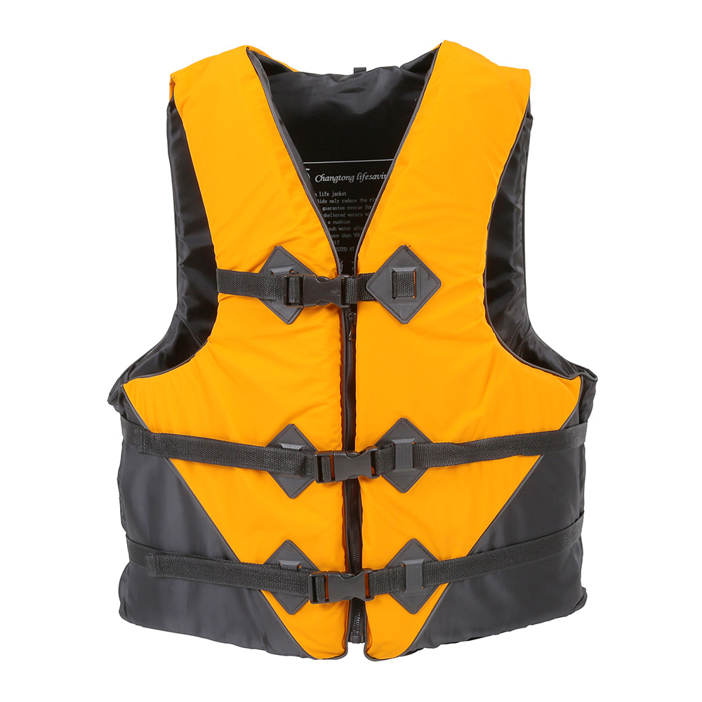life vest NEW life jacket fish boat Water Sport Survival Whistle fishing jacket Outdoor Professional orange yellow L XL XXL(China (Mainland))