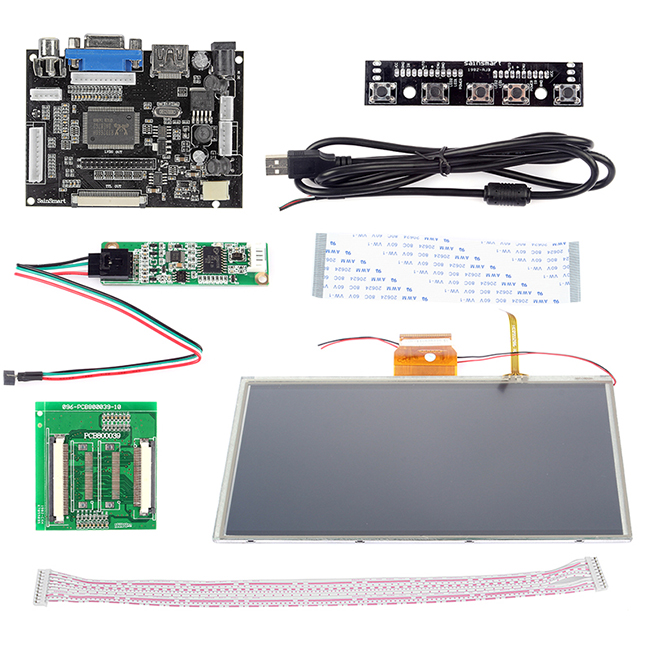 Sainsmart inch tft lcd monitor touch screen driver