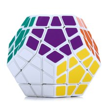 New 12-side Megaminx magic cubes Educational Toy IQ Brain Teaser Speed Training Magnetic High Quality Plastic Cubo Ball(China (Mainland))