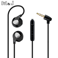M J High Quality Stereo Earphone Headphone For iPhone 6 6S With Microphone auricuares For apple