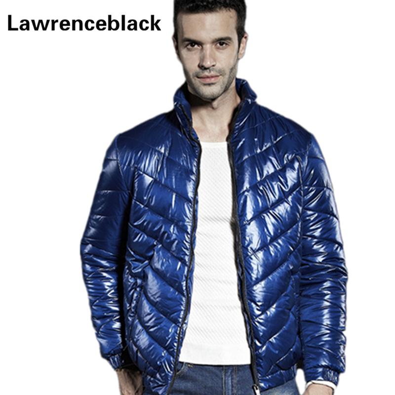 Winter Jacket Man Down Coats Solid Ultralight Down Jackets Casual Brand Down Parkas Zipper Coat Outerwear Warm Jacket Male 77(China (Mainland))