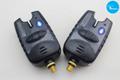 Free shipping 2PCS/LOT Single Carp Fishing Bite Alarm JY-26 Fishing Tackle Accessories